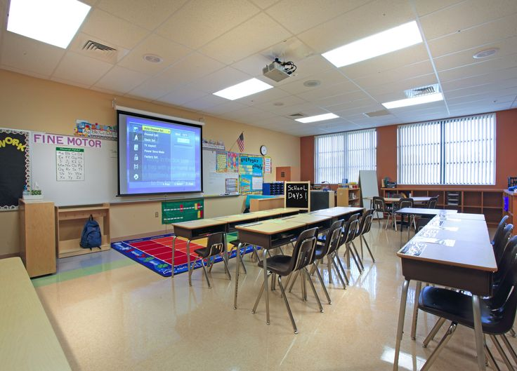 Elementary Classroom Architecture Design PGAL