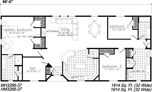 3 Bedroom Modular Homes Floor Plans Ideas For The House Pinterest Home And Chang E
