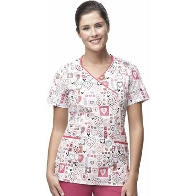17 Best Images About Valentines Day Scrubs On Pinterest