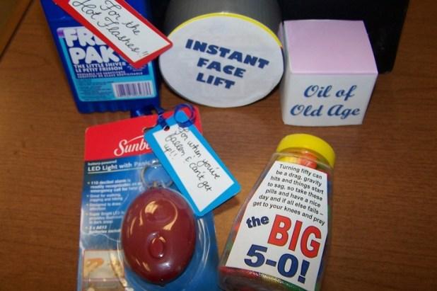 Funny 50th Birthday Gift Ideas Eskayalitim For Him Turning 50 Giftsite Co