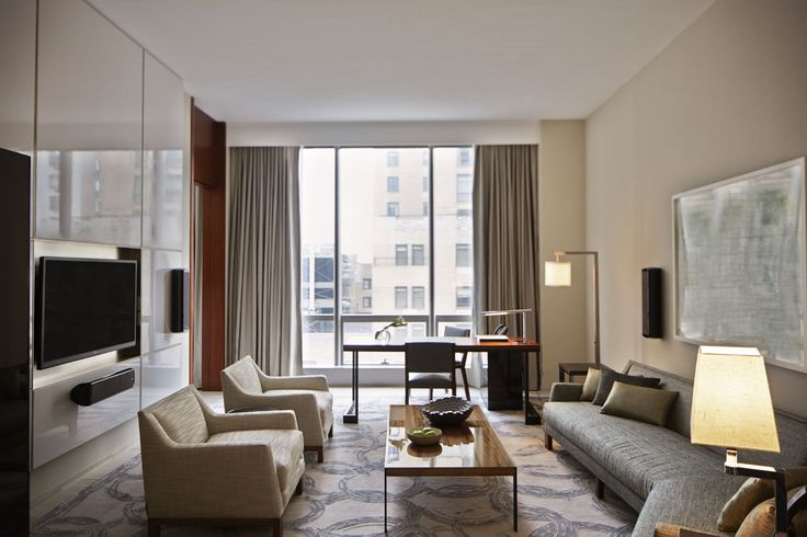 47 Best Images About Park Hyatt New York Rooms Amp Suites On