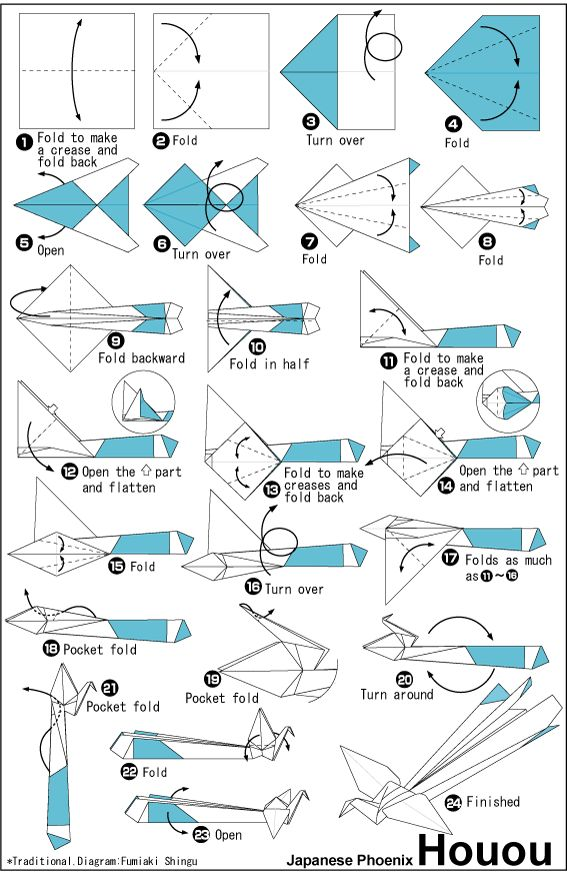Origami Anime With Instructions Origami Tutorial Lets Make It