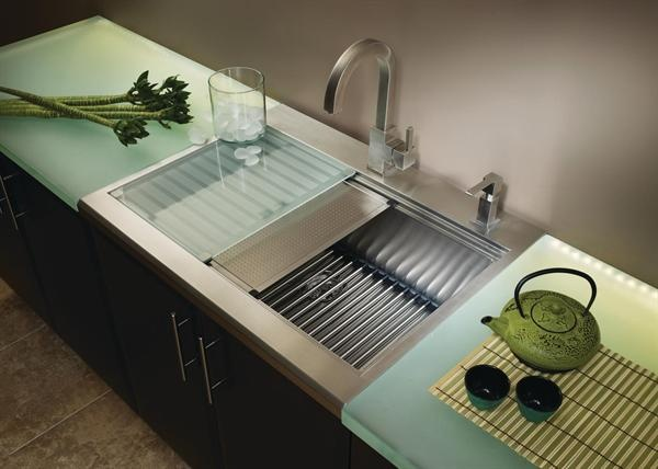 American Standard Undermount Single Basin Sink Prevoir