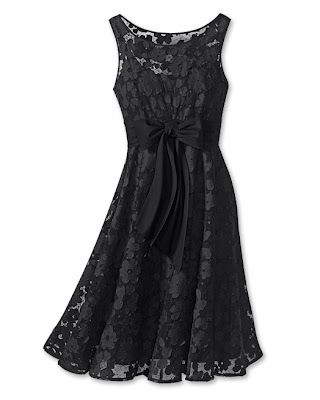 The Charming Option of Black Lace Dresses