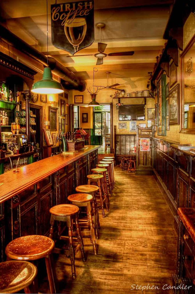 Irish Bar Near The Cathedral by Light+Shade [spcandler