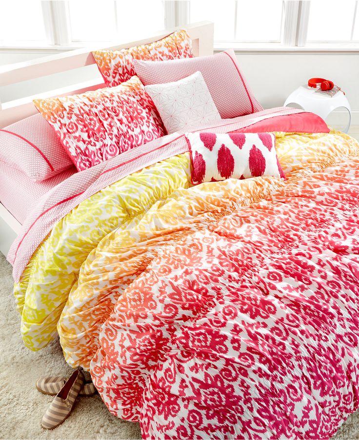 Seventeen Deliah Ikat 2 Piece Twin Comforter Set Kids