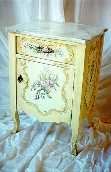 253 Best Art Folk Art And Painted Furniture Images On