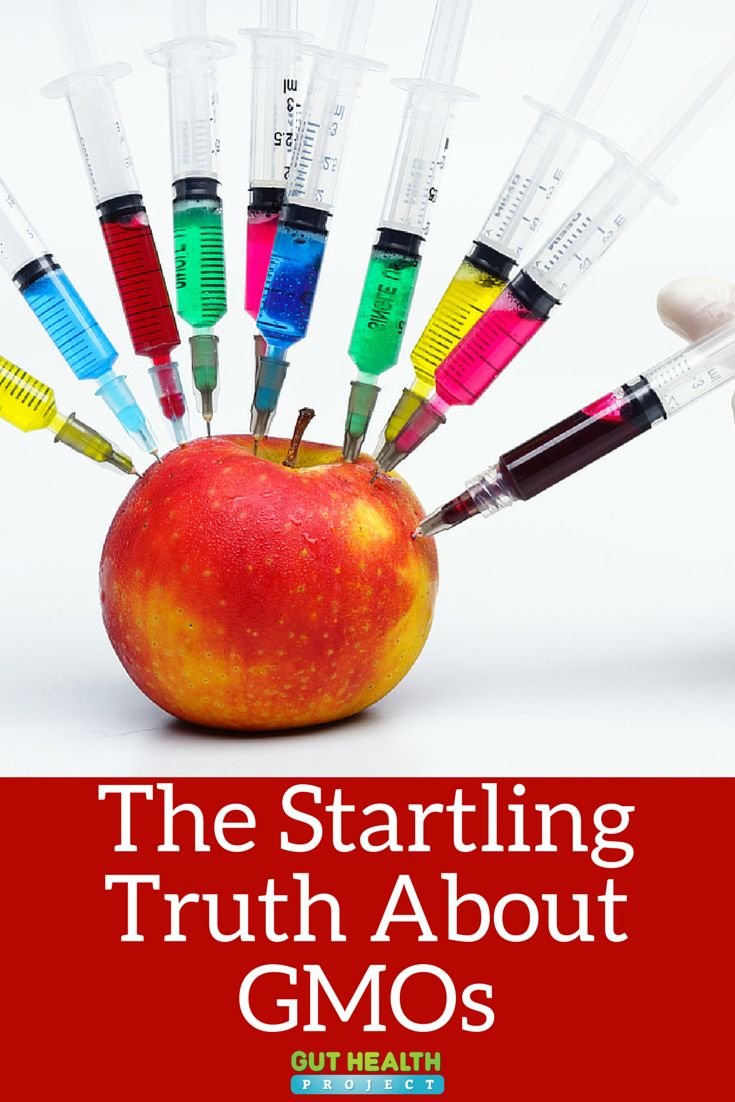 The Startling Truth About GMOs A well, The kid and To tell