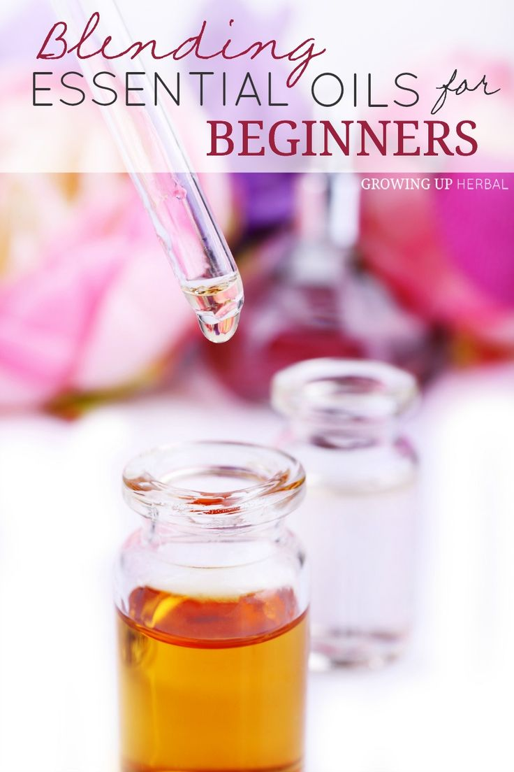 Blending essential oils yourself can not only save you money, but it will boost your confidence and help you learn how to use them