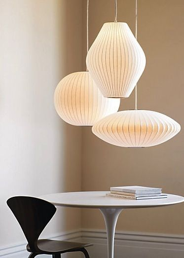 65 Best Images About George Nelson Saucer Light On Pinterest
