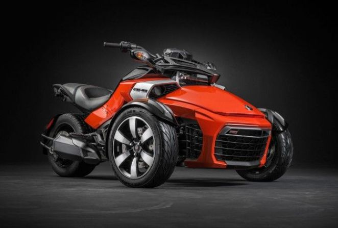 Image result for Roadster Can-Am Spyder F3-S