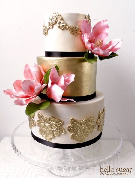 17 Best Images About Gold Amp Black Wedding On Pinterest
