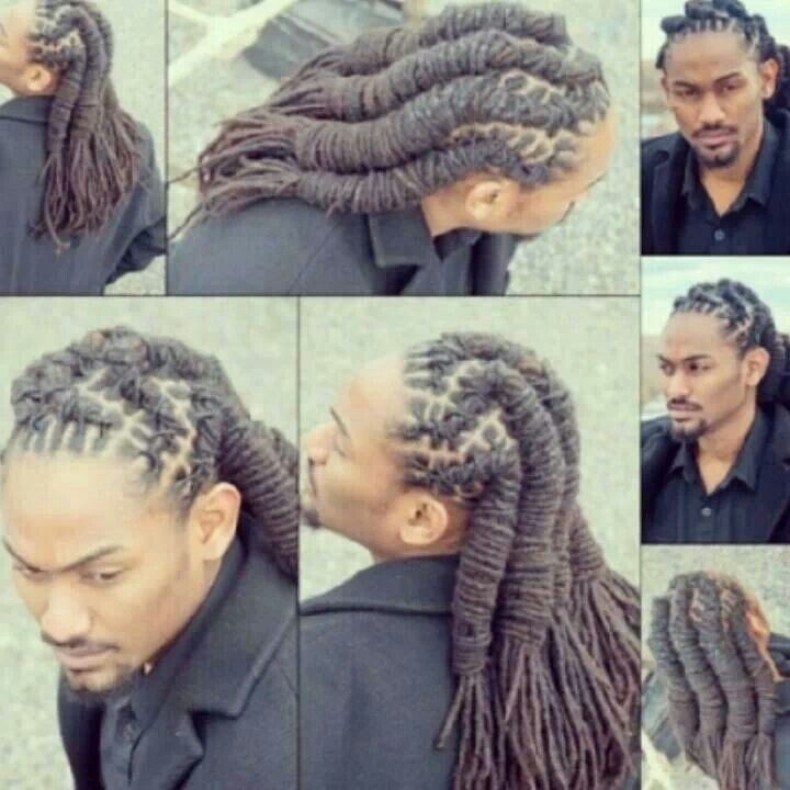 Basket Weave Dreads Its Just Hair Brothers W Locs