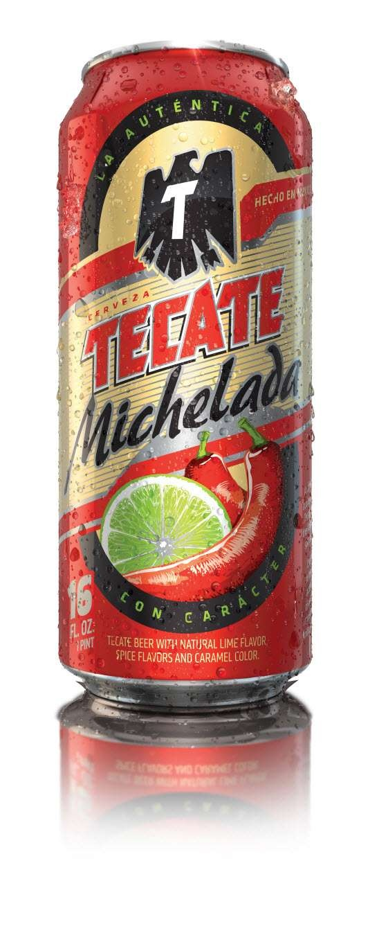 Tecate Michelada is a savory and refreshing readytodrink