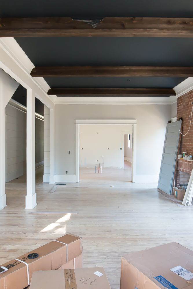 Trim Ceilings And Moldings Oh My Craftsman Wall Trim