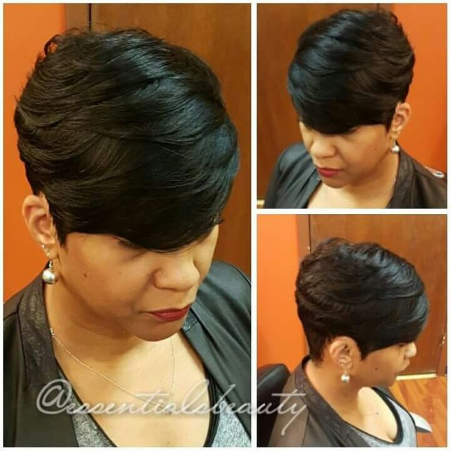 25 best ideas about Quick weave  hairstyles  on Pinterest