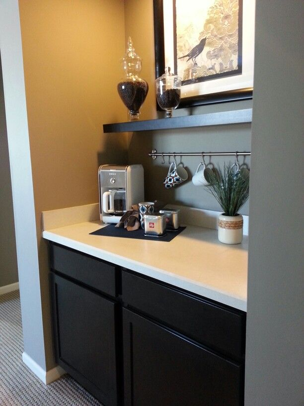 Coffee Station In Master Amazing If You Have A Walk Out Porch From