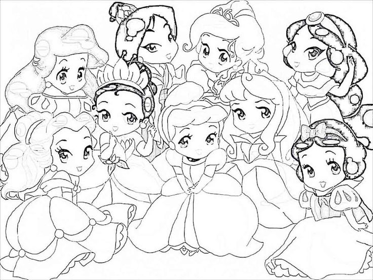 baby disney coloring pages belle google search coloring pages