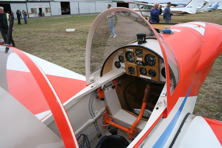 Corby Starlet VHKLK Recreational Aircraft Pinterest