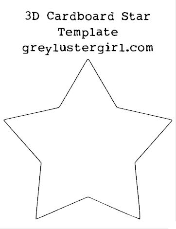 1000 ideas about star template on pinterest stained glass