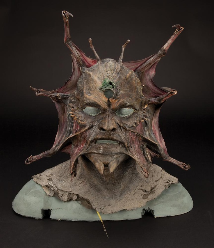 "Hero animatronic Jonathan Breck ""The Creeper"" head from"