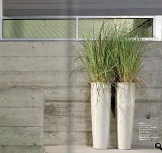 Modern Planters Planters And Skinny On Pinterest