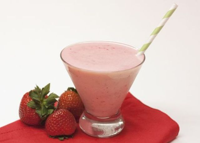 Image result for Kefir + Frozen Cherries