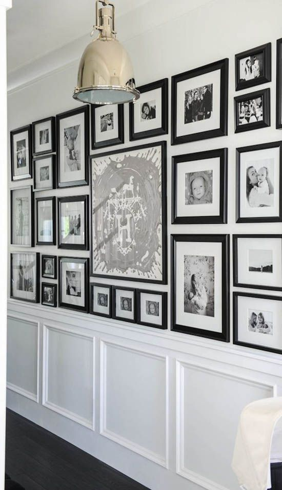 1000 Ideas About Photo Gallery Walls On Pinterest Photo