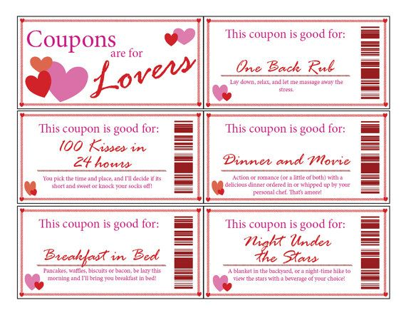 Printable Love Coupon Booklet Clean Man Stuff Pinterest Love Coupons Cleanses And Coupon
