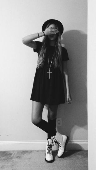 T shirt dresses are perfect!