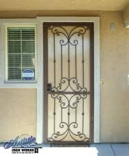 Image Result For Single Safety Door Grill Design Front