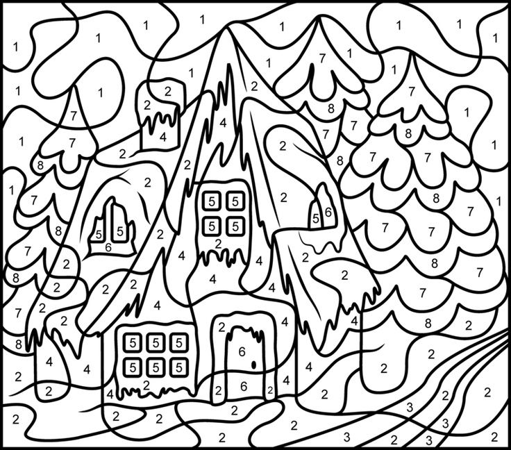 houses pages house printable