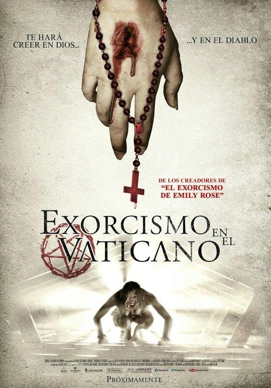 Exorcismo en el Vaticano (the Vatican tapes) Spanish movie