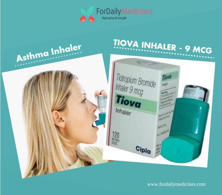 Buy Tiotropium Bromide