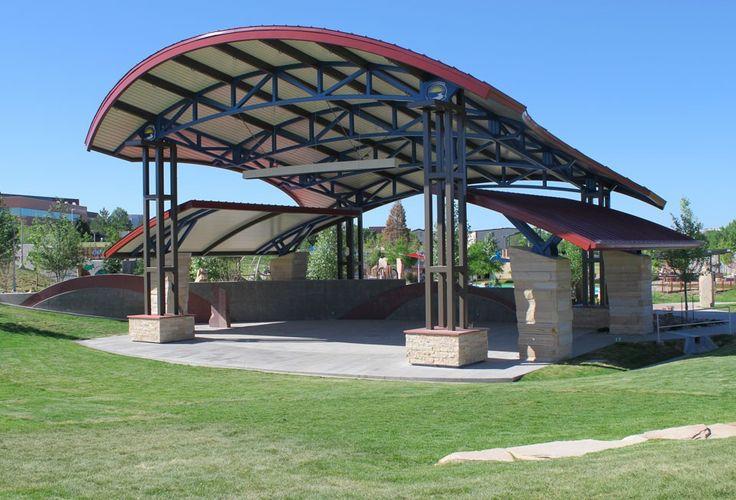 Centennial Center Park Award Winning City Of Centennial Amphitheater Small Town