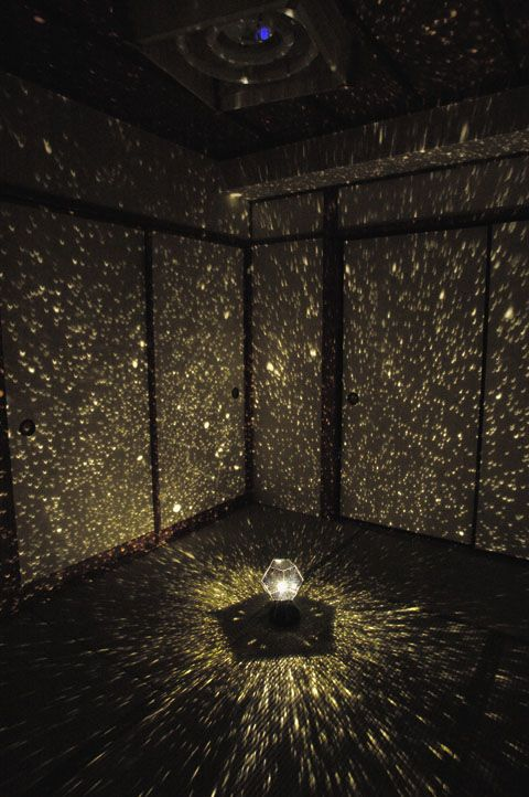 Instead of a disco ball, its stars! @Cassie Dearth… I think I found a project