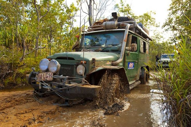 Milo! Roothy's troopy Toyota Land Cruiser of the day