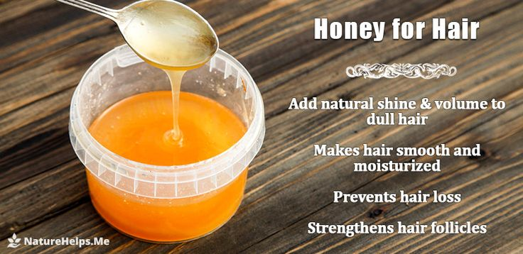 Honey For Hair Benefits Nature Health Remedies Herbal