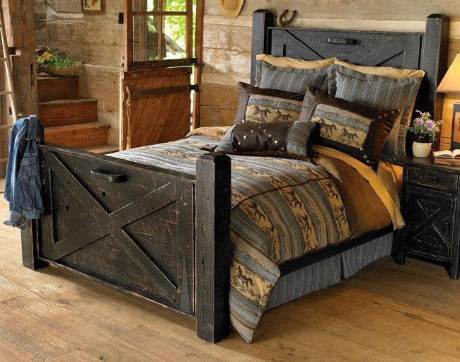 ... Wyoming Collection Bed $ 1599