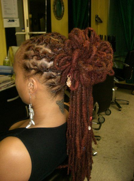 Loc Petal Ponytail Hair Amp Beauty That I Love Pinterest