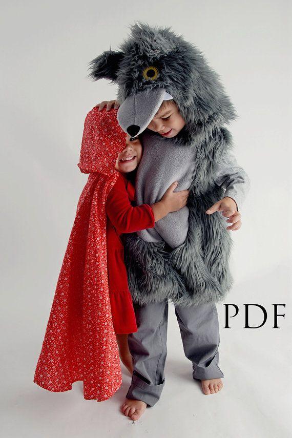 17 Best Ideas About Kids Wolf Costume On Pinterest Wolf