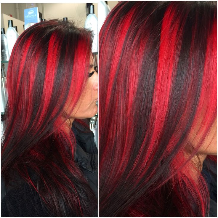 25 Best Ideas About Red Highlights On Pinterest Brown