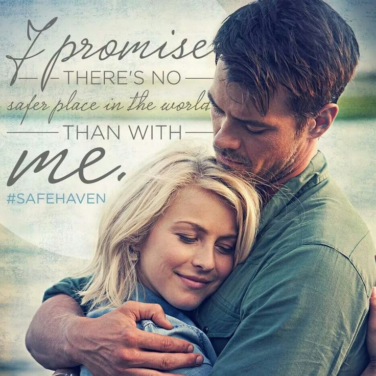 One of my favourite films! Safe Haven Broken heart