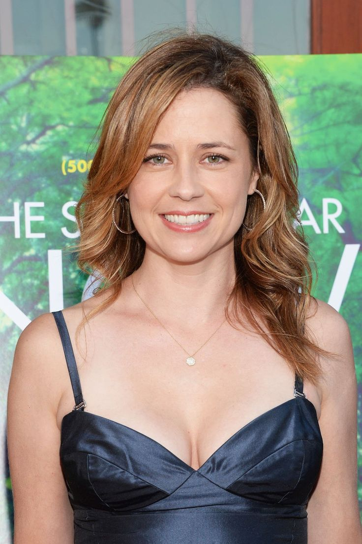 pam from the office Celebrity Cleavage Pinterest The
