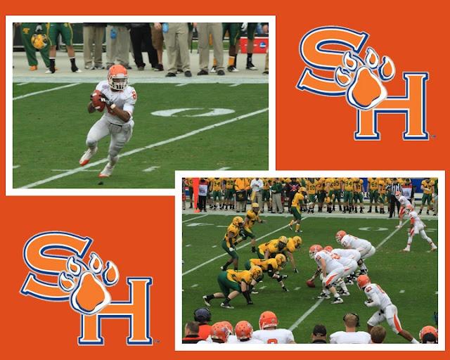 Sam Houston State University vs North Dakota State