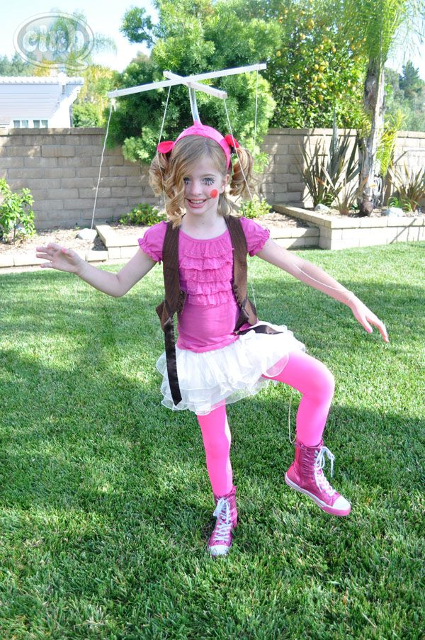 Homemade Costume 3, Tween Proud of Mom Priceless