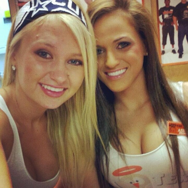 173 Best Images About Hooters Hot Girls Service On