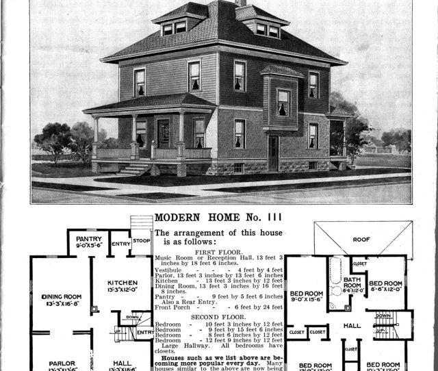 Public Domain House Plans