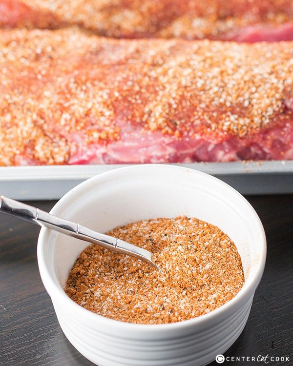 A super simple dry rub recipe that's perfect for ribs, chicken, pork, and brisket! This dry rub is the perfect combination of