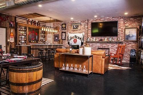 Man Cave Design Ideas Pinterest Caves Remodeling